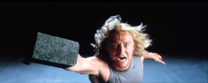 Tom Hiddleston audition Thor
