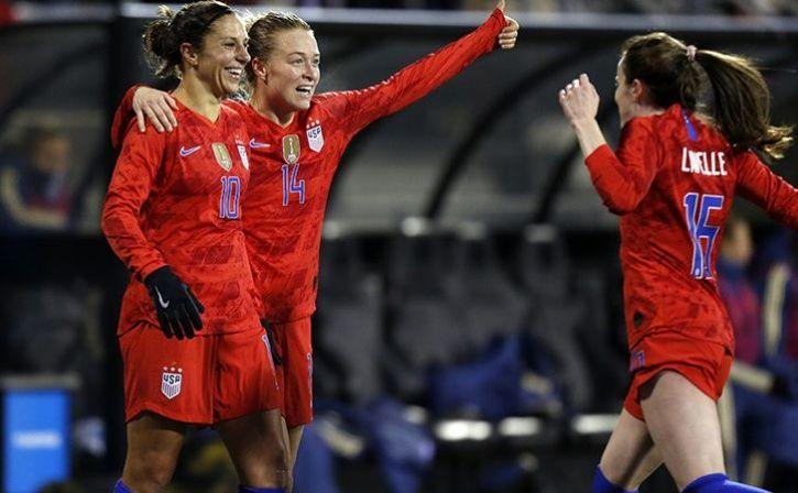 US Women Soccer Team