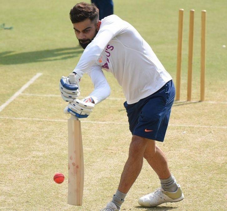 Virat Kohli day night test