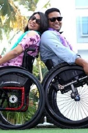wheelchair anup thakkar nehal navi mumbai lovestory