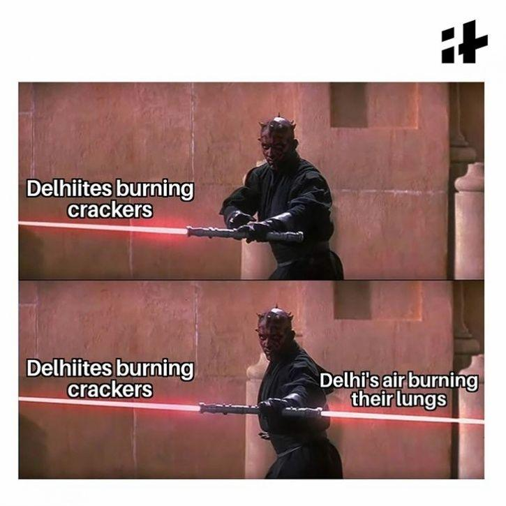 10 Memes That Are Deadlier Than Delhi