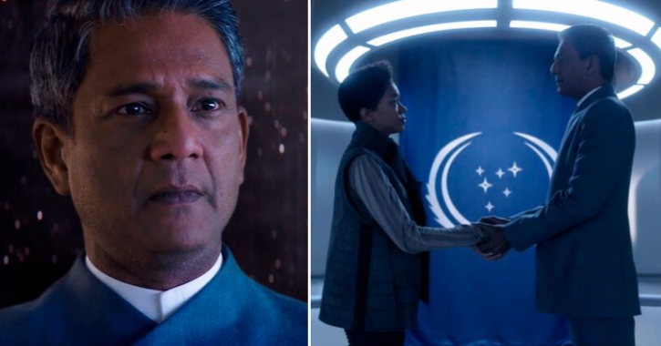 Adil Hussain Joins Star Trek: Discovery S3, Man Kicked Out Of Joker Screening & More From Ent
