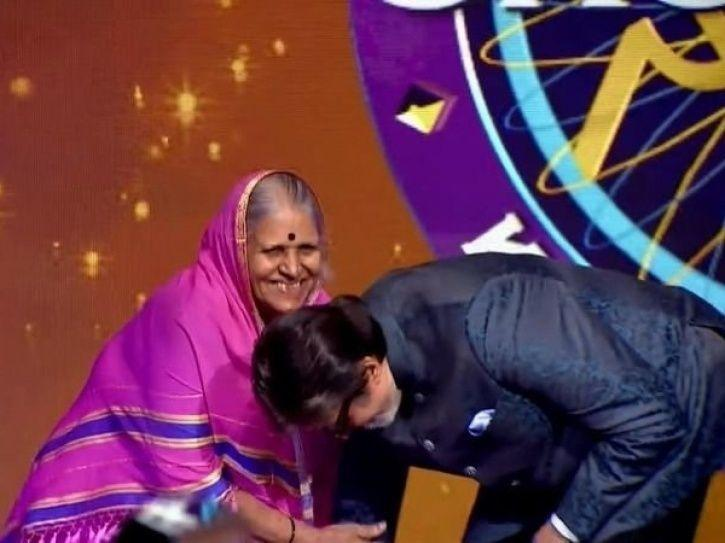 Amitabh Bachchan on Kaun Banega Crorepati 11.