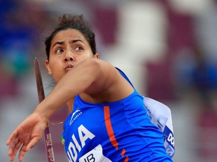 Annu Rani broke her own national record