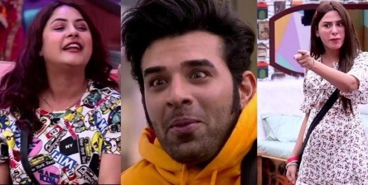 As Shehnaaz & Mahira Fight Over Paras Chhabra, His Girlfriend Akanksha 'Can't Stop Laughing'