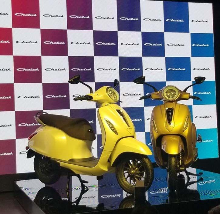 Bajaj Chetak Electric