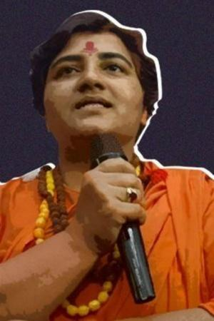 BJP MP Sadhvi Pragya Who Earlier Praised Godse Goofs Up Calls Mahatma Gandhi Son Of The Nation