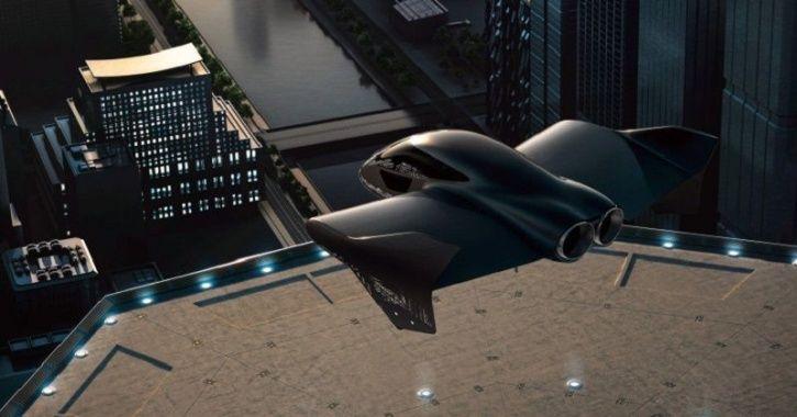 Boeing Porsche Partnership, Boeing Flying Car, Porsche Flying Car, Porsche Electric Flying Car, Vert