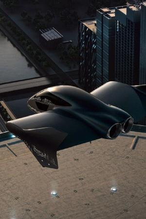 Boeing Porsche Partnership Boeing Flying Car Porsche Flying Car Porsche Electric Flying Car Vert