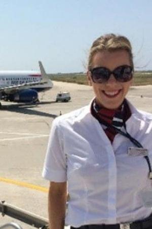 British Airways stewardesss boyfriend and pilot get into drunken fight