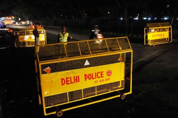 Delhi Red Alert