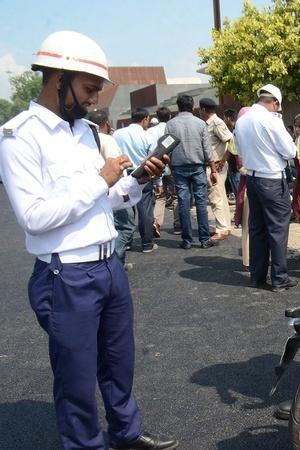 Delhi Traffic Rules Delhi Traffic Challans Traffic Challan Data Number of Traffic Challans Motor