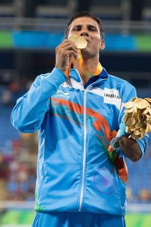 Devendra Jhajharia is an inspiration