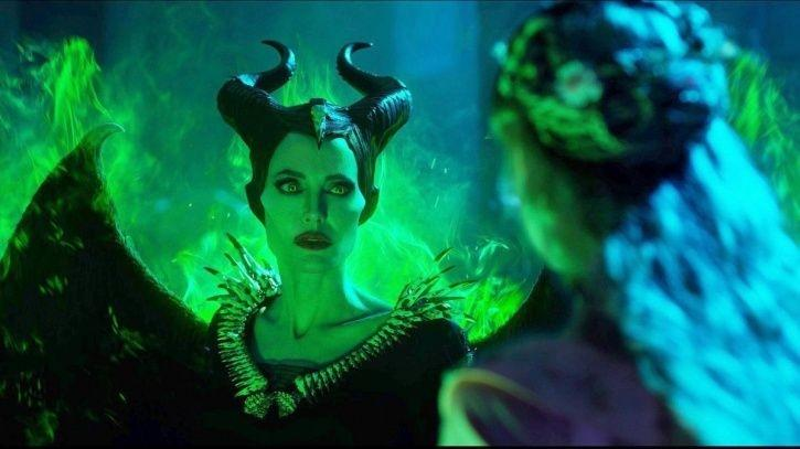 Angelina Jolie Is Back As Maleficent And The Evil Is