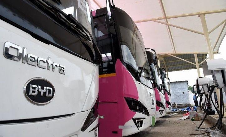 Electric Bus Uttarakhand, Uttarakhand Transport Corporation, Uttarakhand Electric Buses, Uttarakhand