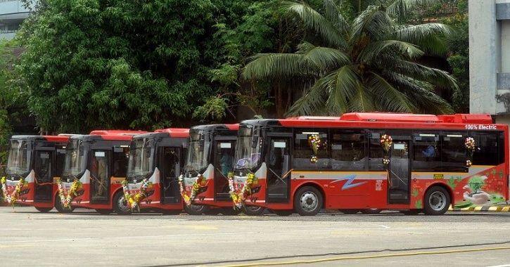 Electric Buses Andhra Pradesh, Andhra Pradesh Electric Bus, Electric Buses India, Andhra Pradesh New