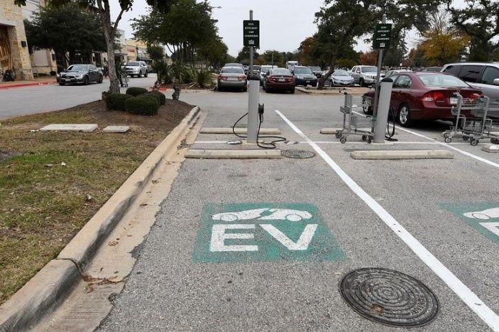 EV Reserved Parking, Parking Spot For Electric Vehicles, EV Charging Park, EV Charging Spot, EV Char