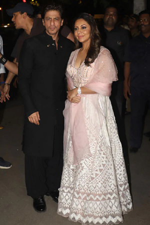 From SRKGauri To AnushkaVirat The Bachchans Grand Diwali Party Was Packed With Star Power