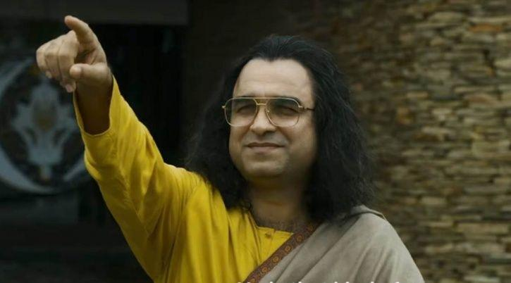 Guru Ji in Sacred Games season 2.