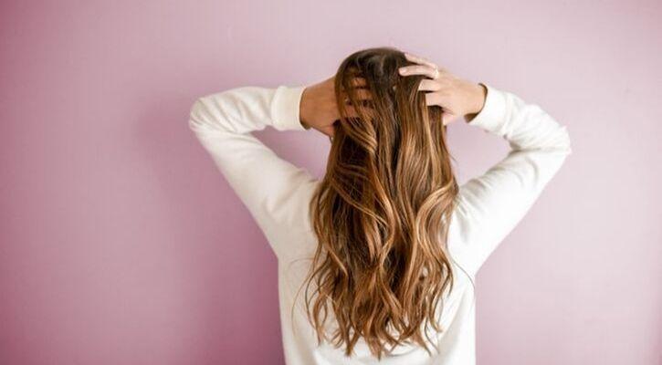 healthy hair diet