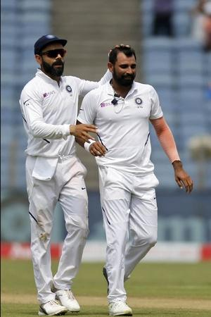 India win 30