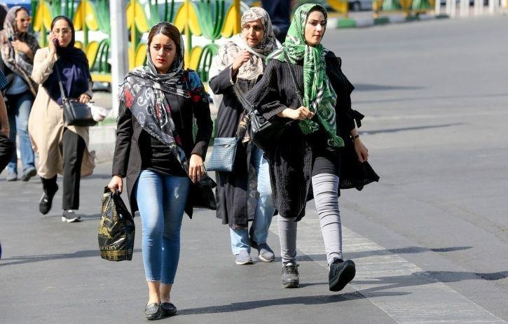 Iranian Women To Watch Football Match In Stadium Without Restrictions For First Time In 40 Yrs