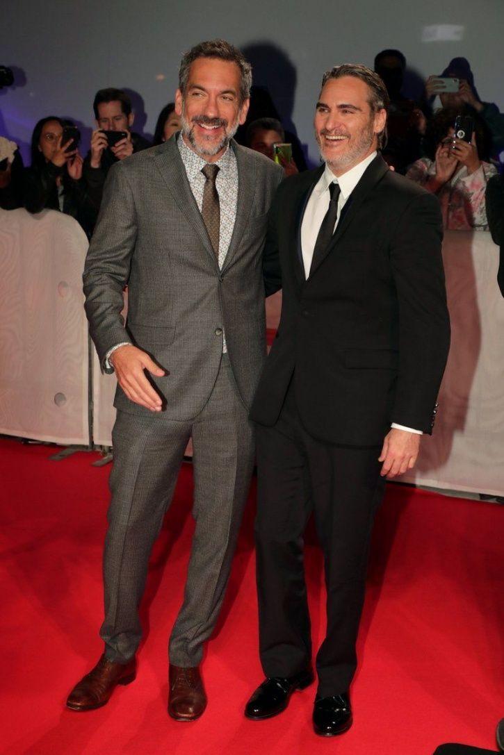 Joaquin Phoenix and Tod Phillips talk about Joker deleted scenes.