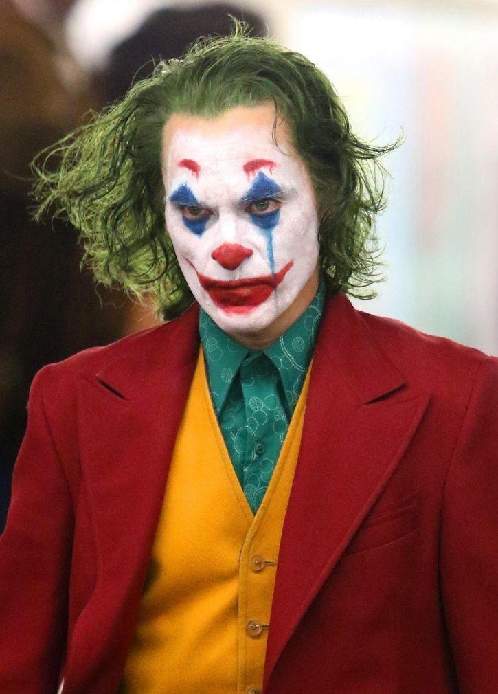 Joaquin Phoenix Joker has released in India today.