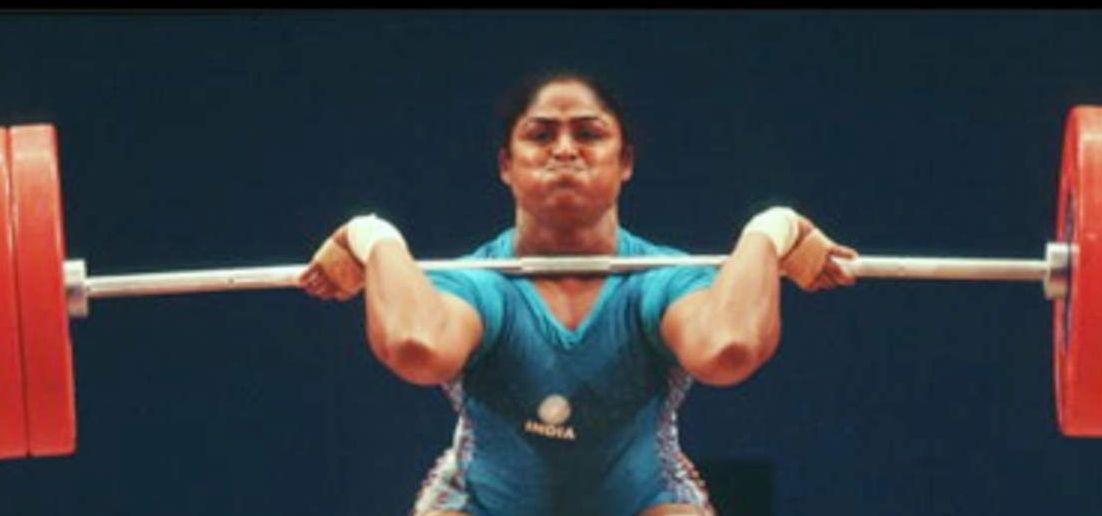 Karnam Malleswari won bronze
