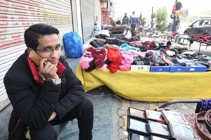 Kashmir Mobile Service