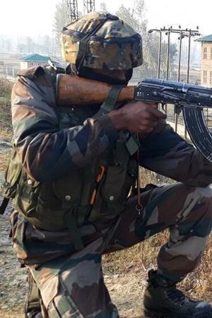 Kashmir Security
