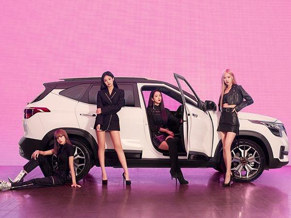 KIA, KIA Motors, Blackpink, Seoul, Melon Music Awards, K-Pop
