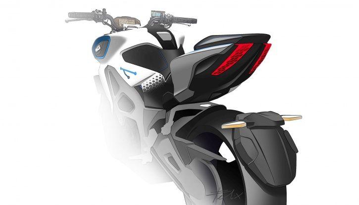 Kymco Electric Maxi Scooter, Kymco RevoNex, Electric Maxi Scooter, Electric Two Wheeler, EICMA Motor