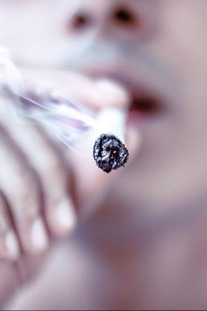 Light Smoking Still Damages Lungs