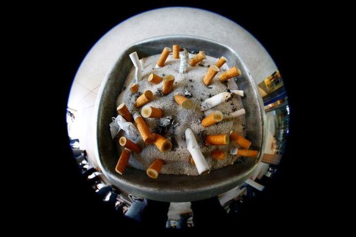 Light Smoking Still Damages Lungs
