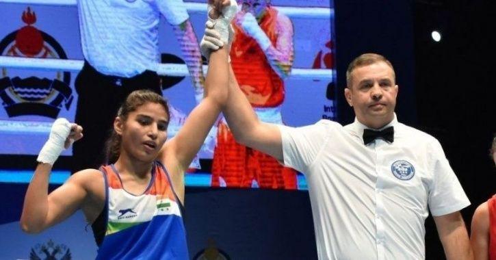 Manju Rani is in the final