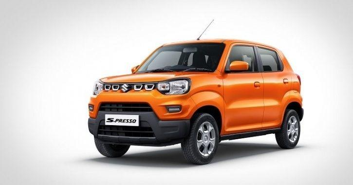 Maruti Suzuki S-Presso, Maruti S Presso, Maruti S Presso Price in India, Maruti S Presso Variants, M