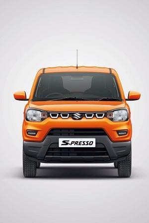 Maruti Suzuki SPresso Maruti S Presso Maruti S Presso Price in India Maruti S Presso Variants M