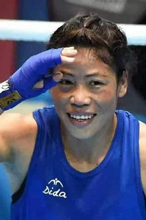 Mary Kom is in the semis