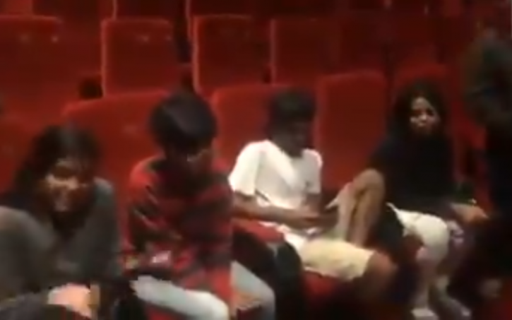 Moviegoers Called 'Pakistani Terrorists' For Not Standing Up During National Anthem At Theatre