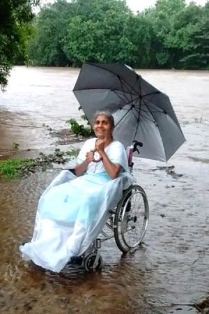 Naseema Naseema Mohammad Paraplysia Paralysis