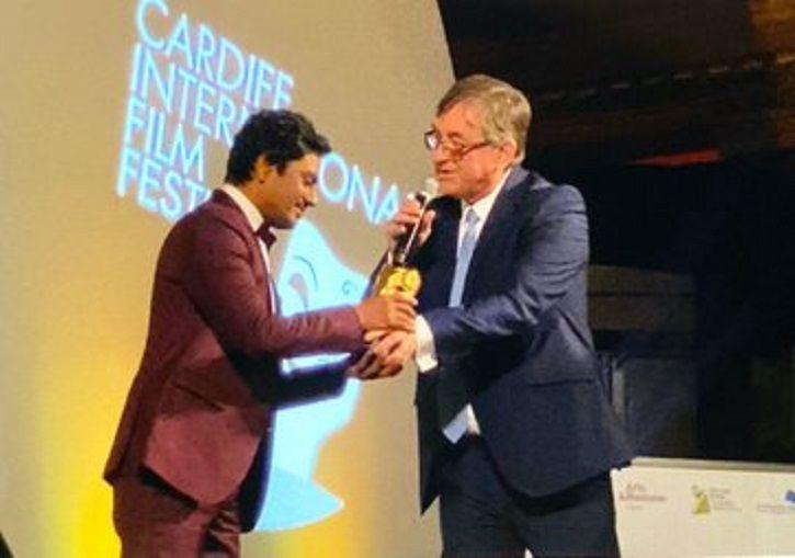 Nawazuddin Siddiqui Wins Golden Dragon Award For Excellence In Cinema At Cardiff International Film
