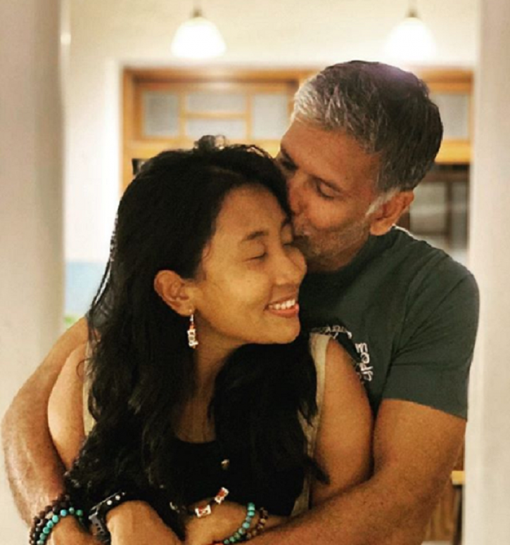 One of the fittest couples in the B-Town, Milind Soman and Ankita Konwar are living inspiration.