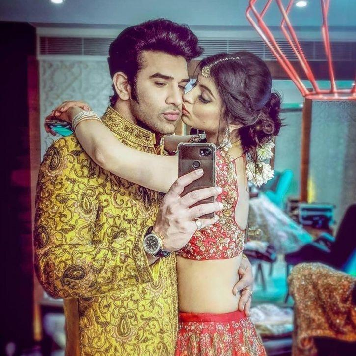 Paras Chhabra's girlfriend Akanksha Puri.