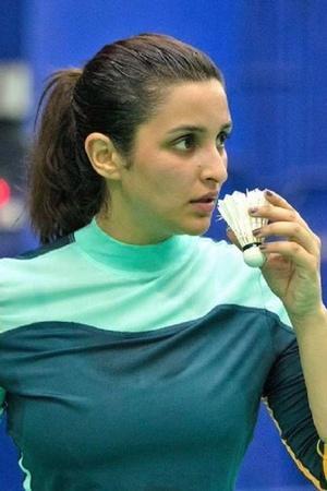 Parineeti Chopras first look as Saina Nehwal biopic