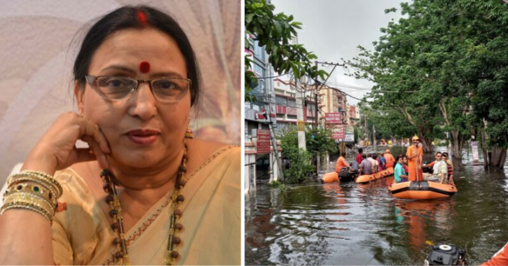 Patna Floods: Stuck In Her Home For 18 Hours,