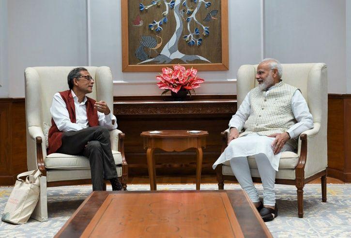 PM Modi Meets Noble Laureate Abhijit Banerjee, Says 'India Is Proud Of His Achievements'