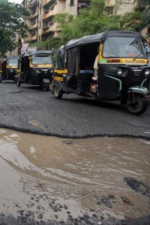 Pothole Deaths