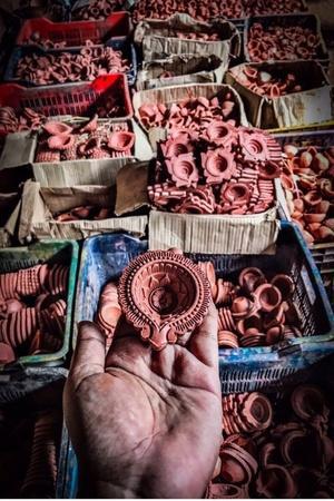 Potters Ki Diwali