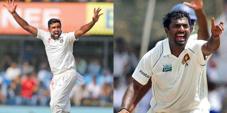 Raivichandran Ashwin has 356 Test wickets
